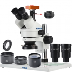 KOPPACE 2.1X-180X Large platform Video Microscope 40 Million Pixel HDMI HD Mobile Phone Repair Microscope