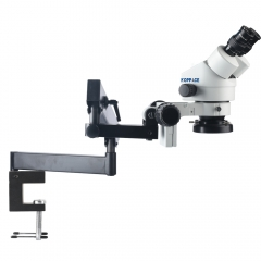 KOPPACE 3.5X-90X Binocular Stereo Microscope Eyepiece WF10X/20 WF20X/10 Desktop clip-on bracket Mobile Phone Repair Microscope